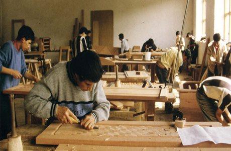 Arte e carit mobili dalle ande e opere di tessitura - Operazione mato grosso mobili ...